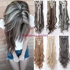 human hair in salt and pepper gray hair pieces ebay