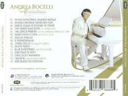 my christmas my christmas andrea bocelli songs reviews credits allmusic