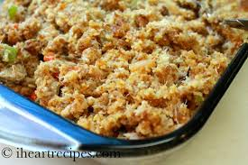 seafood cornbread dressing i recipes