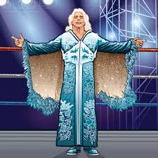 nature boy the robes and stories of ric flair