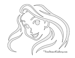 Free Halloween Pumpkin Stencils Printable by 15 Best Images Of Printable Pumpkin Carving Template Rapunzel