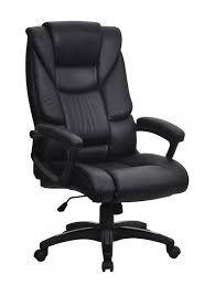 Leather Office Chair Eliza Tinsley Titan Leather Effect Executive Chair Bcp G344 Bk 121