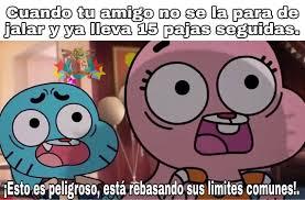top memes de gumball en español memedroid