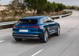 Audi Q5 60k Service - audi opens reservations for 310 mile e tron quattro arrives 2018