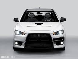 evo 10 2012 mitsubishi lancer evolution information and photos