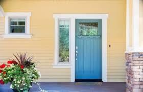 Exterior Door Color Grey Or Blue Front Door 1 514 7 Paint Colors That Can Boost