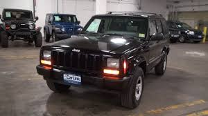 2000 Jeep Cherokee Sport 4 0 4wd Youtube