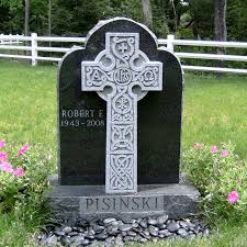 grave marker designs celtic cross designs quincy memorials inc