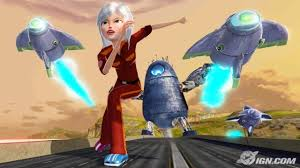 monsters aliens review ign