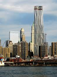 beekman tower gehry s downtown skyscraper buildipedia beekman tower by frank gehry in new york city