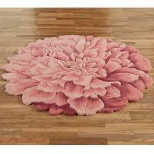 Purple Flower Rug Spring In The Garden Azaleas Camellias Rock Rose Roses Indian