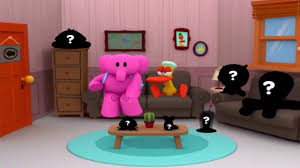 Interior Design Games For Kids Pocoyo And The Mystery Of The Hidden Object Funny Games For Kids