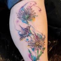 watercolor flower tattoos flowers ideas for review