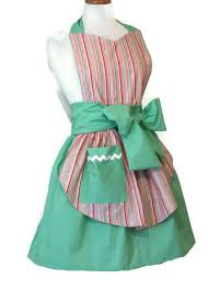 clearance sale womens retro pinup pin up 50s diner apron