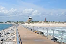 New Smyrna Beach Florida Map by New Smyrna Beach Orlando A Beach On The East Coast Of Florida