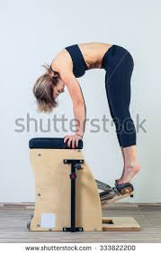 Pilates Chair Exercises Pilates Chair Stock Images Royalty Free Images U0026 Vectors