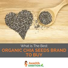 which brand is the best what is the best organic chia seeds brand to buy in 2017