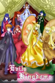 the seven deadly sins evils kingdom the seven deadly sins by thebluemelancholy on