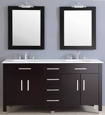 50 Inch Bathroom Vanity by Brilliant 50 Inch Double Vanity And Bathroom Vanities 50 65