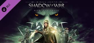 dafont lord of the rings middle earth shadow of war the blade of galadriel story