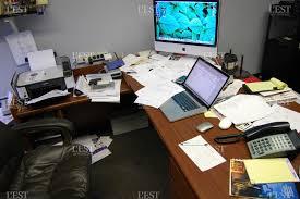 bureau rangé monde au bureau êtes vous plutôt maniaque ou roi du