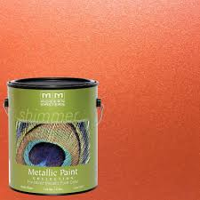 burnt orange faux finish wall paint interior paint the home