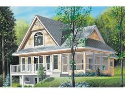 front sloping lot house plans house design for sloping lot coryc me