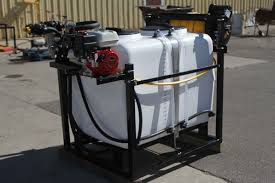 250 gallon split tank jet agitation d30 pump electric reel