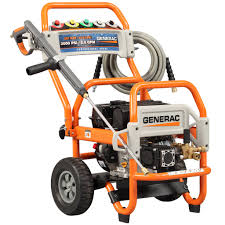 generac 3100 psi commercial power washer 5993 norwall powersystems