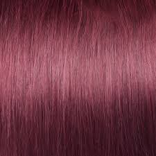 Human Hair Extensions With Clips by Full Head Set Plum Burgundy 99j Straight Clip Ins Human Hair