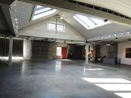 remodeled warehouse interior skylights u2022 trehus architects