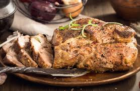 thanksgiving pork loin stuffed roasted pork tenderloin recipes sparkrecipes