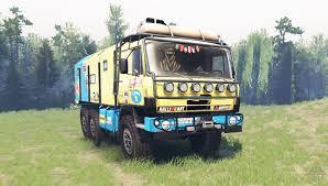 land rover dakar tatra 815 dakar for spin tires