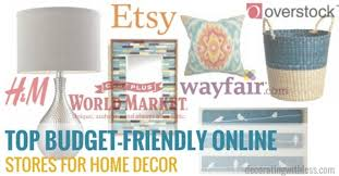 home decor shopping websites home decorating interior design