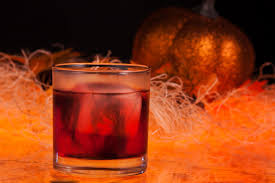 40 haunting halloween cocktails and party shots