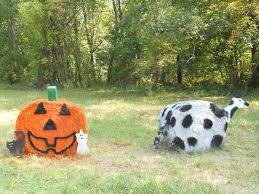 Fall Hay Decorations - 39 best hay bale decoration contest 2012 images on pinterest hay