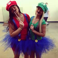 Mario Luigi Halloween Costumes Couples 64 Halloween Images Halloween Ideas Halloween