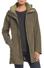 the north face coats for women nordstrom
