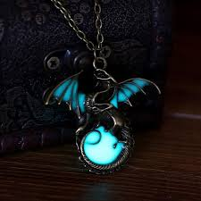 glow in the necklaces wholesale of thrones glow in the pendant necklace