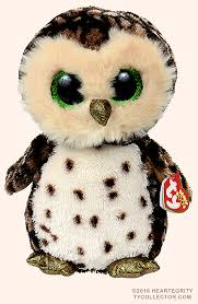 sammy medium ty beanie boo owl