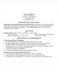 Business Resume Sample by 22 Simple Business Resume Templates Free U0026 Premium Templates