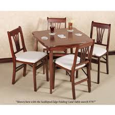 cosco products 5 piece folding table and chair set black folding chairs and table set cosco piece chair multiple colors in