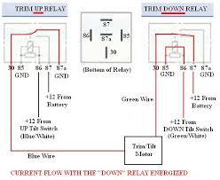 wiring diagram mercury power trim wiring schematic power u201a wiring