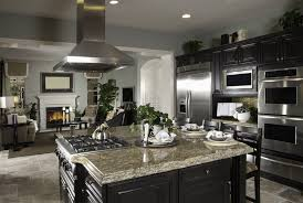 Custom Designed Kitchens 50 High End Dark Wood Kitchens Photos Designing Idea