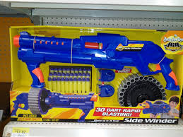 nerf car gun buffdaddy nerf buzz bee sidewinder review and thoughts