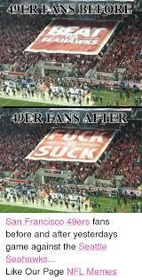 San Francisco 49ers Memes - aker eansberoere 430 erea inns aeter tha san francisco 49ers fans