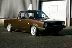 volkswagen pickup slammed images of vw caddy mk1 1 sc