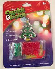 makeit u0026 bakit christmas tree ornament figurine craft kit ebay