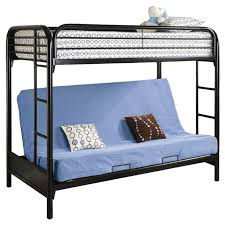 Black Futon Bunk Bed Wildon Home Elsie Futon Bunk Bed Reviews