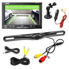 pyle plcm7500 on the road rearview backup cameras dash cams